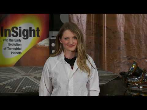 InSight: Digging Deep into Mars (News Briefing)