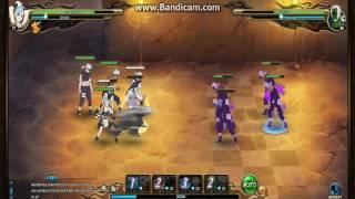 Naruto Online Ninja Exam Lv 98 | Water Main (Azure Fang)