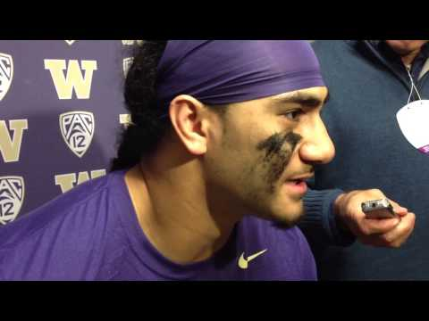 John Timu UCLA Post Game