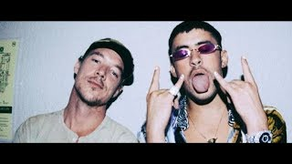 Diplo & Nitti Gritti ft. Bad Bunny - 200 MPH  (PMP Remix)