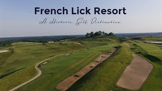 Lick courses French indiana golf