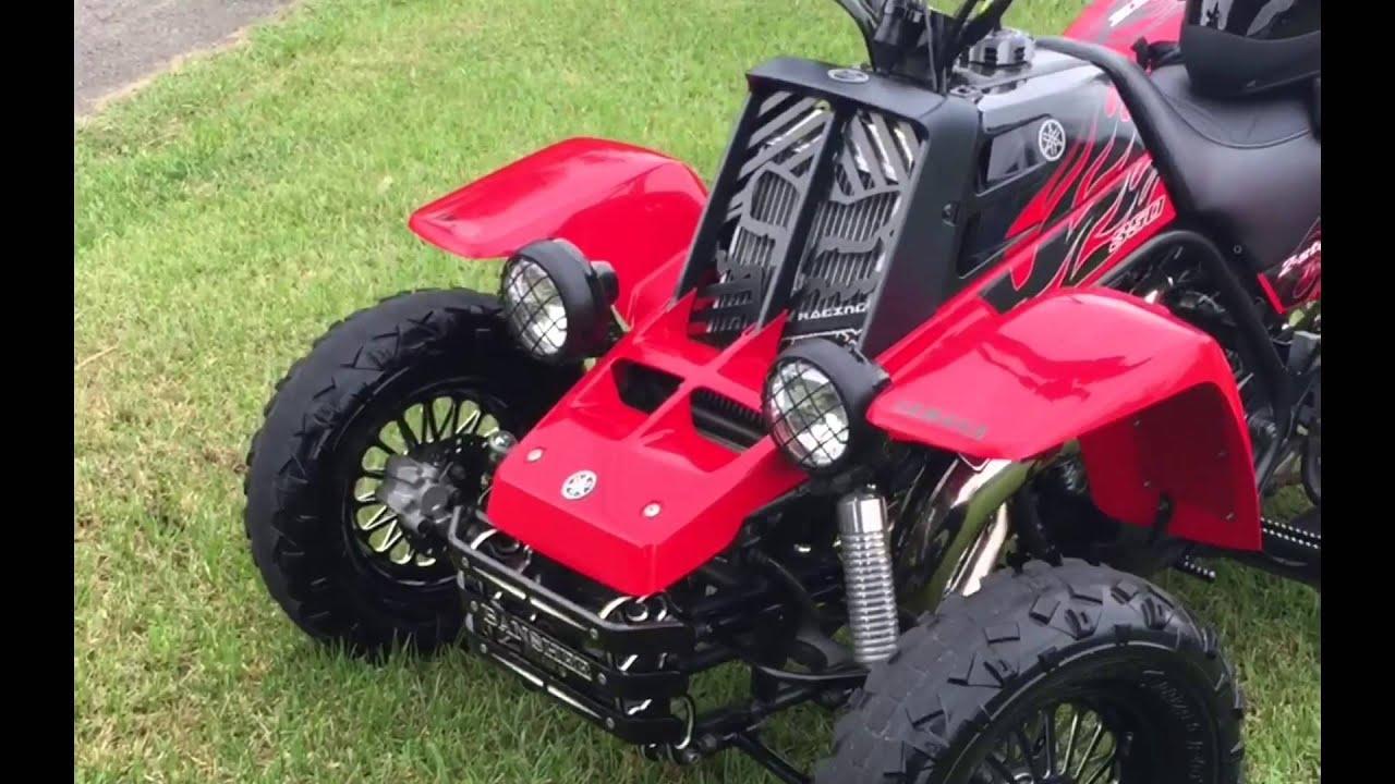Yamaha Banshee R