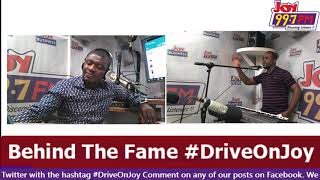 Behind the Fame - #DriveOnJoy (20-8-18)