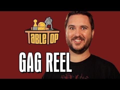 Chez Geek - Gag Reel - TableTop ep. 18