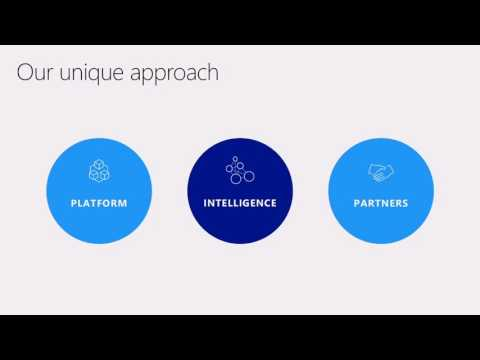 Protect your business with Azure, a secure and trusted cloud