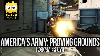 PC Gameplay! - America