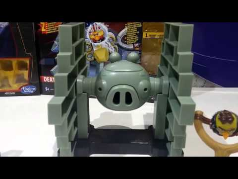 Angry birds star wars jenga death star game - angry birds hd