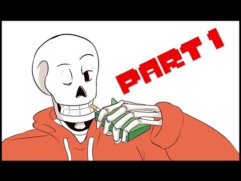 Ask Underswap Paps: Part 1 - Undertale Comic Dub