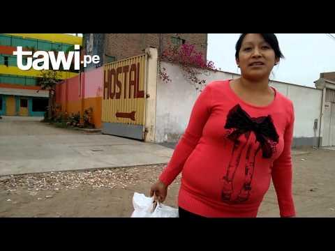 Prostitución en calles de Puente Piedra