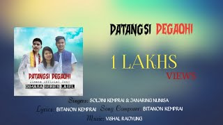 Datangsi Degaohi | Dimasa Official Song | Audio Version | Dimasa Romantic Song |