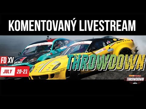 Formula Drift Livestream - RD5 MONROE WASHINGTON - TOP 32