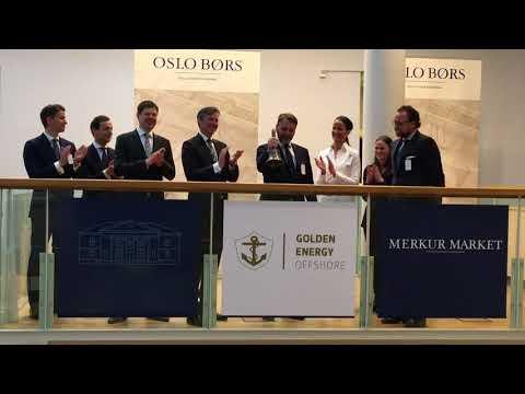Golden Energy Offshore Services - Merkur Market