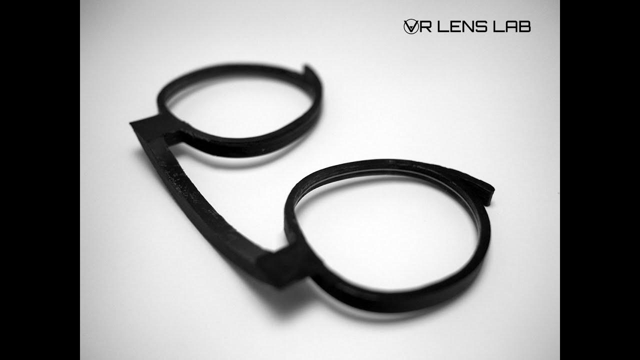 Wada wzroku, a gogle VR – okulary VR Lens Lab, dla Rift i Vive