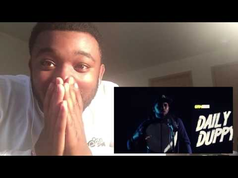 Swiss - Daily Duppy (REACTION) BARSS!!