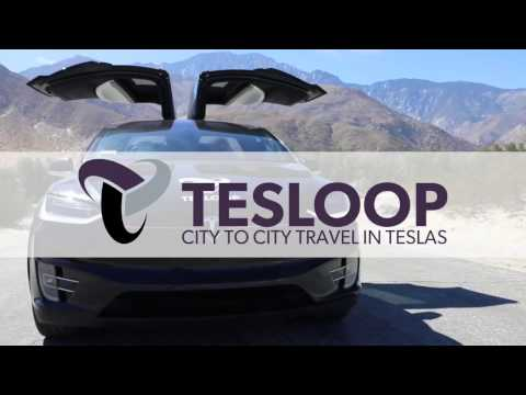 Tesloop: Scott White President of Palm Springs Conventions and Visitors Bureau