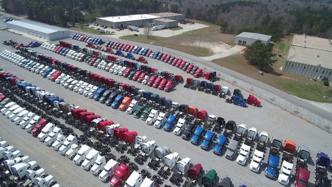 huge sale 220fe 1279a Jordan Truck Sales Flyover