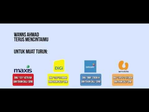 Wanns Ahmad - Terus Mencintaimu Official Lyric Video