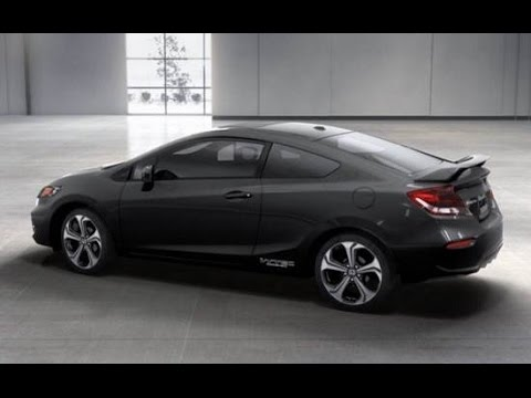 2016 Honda Civic Si Coupe Review