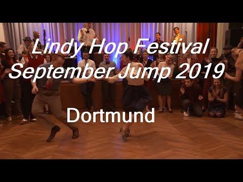 Lindy Hop Festival September Jump 2019 Dortmund