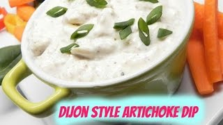 How to make Dijon Style Artichoke Dip  All recipes