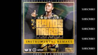 Emmy Gee - RANDS and NAIRAS - Official Instrumental Remake | Prod By S