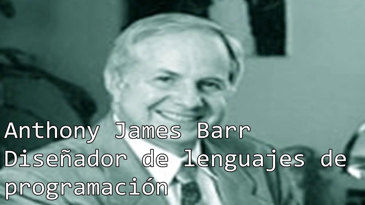 Anthony James Barr