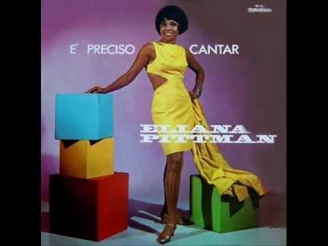 "Álbum ""É preciso cantar"" (1966) - Eliana Pittman"