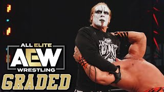 AEW Dynamite: GRADED (24 Feb) | Sting And Darby Allin Get Revenge On Team Taz!