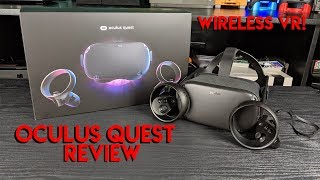 Oculus Quest Review  - VR has never been better