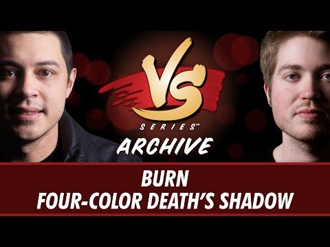 6/15/17 - Tom VS. Majors: Burn vs Four-Color Death's Shadow [Modern]