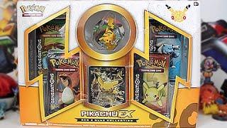 Video Opening A Pokemon Red & Blue Pikachu EX Box!!! download MP3, 3GP, MP4, WEBM, AVI, FLV Juli 2018