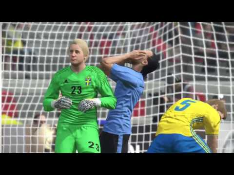 URUGUAY CAMPEÓN CON ESTE GOLAZO DE SUAREZ (Ps4) liga master capítulo 49