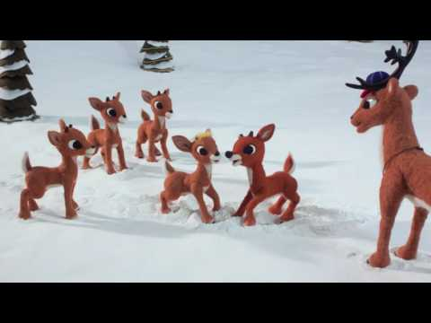 Rudolph the Red-Nosed Reindeer 4-D | Trailer