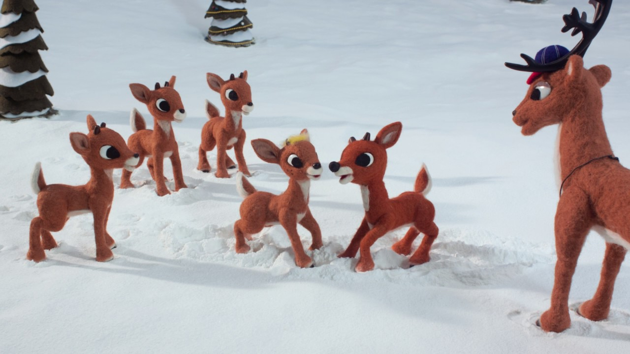 rudolph the red nosed reindeer 4 d trailer youtube