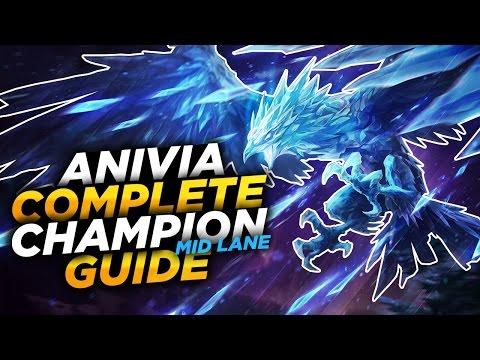 Anivia: The Cryophoenix - League of Legends Champion Guide [SEASON 7]