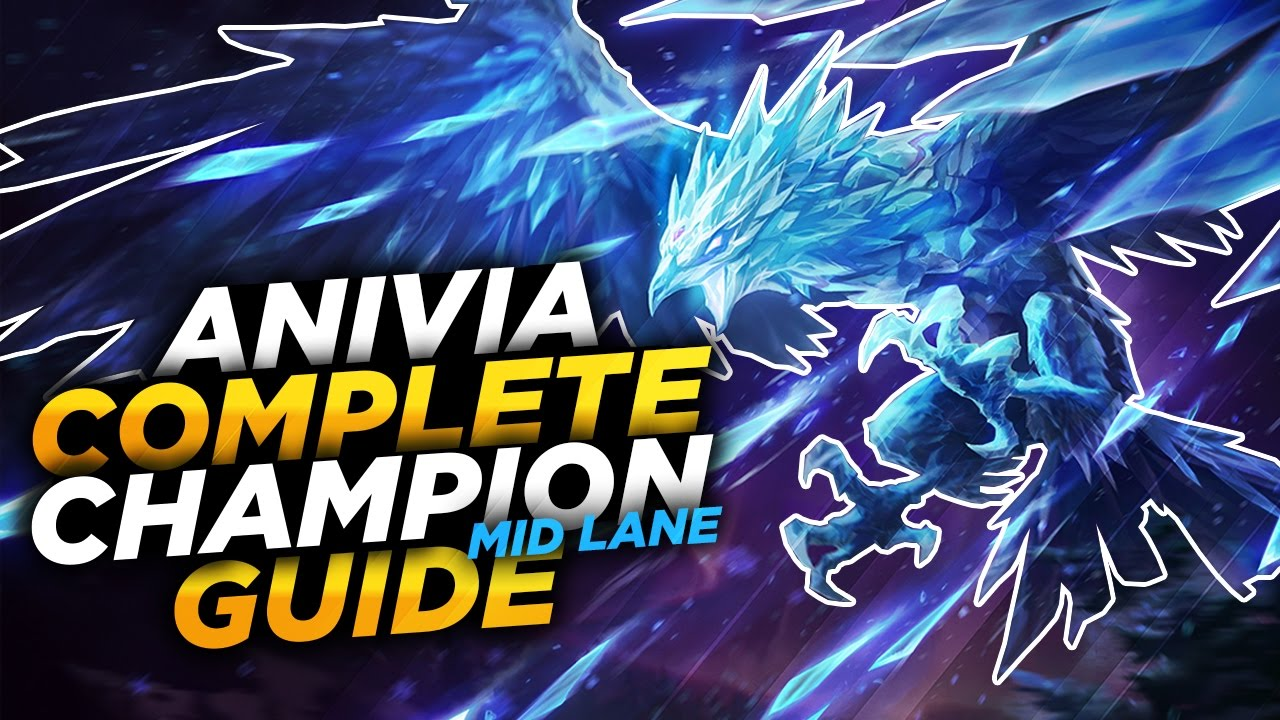 Anivia Pro Builds, Guides, Stats, Runes, Masteries ...