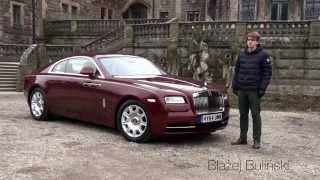 Rolls Royce Wraith - TEST najmocniejszego Rollsa w historii
