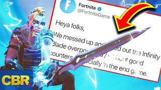 10 Times Fortnite Messed Up And Had To Publicly Apologize