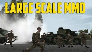 WWII Online - Large Scale MMO