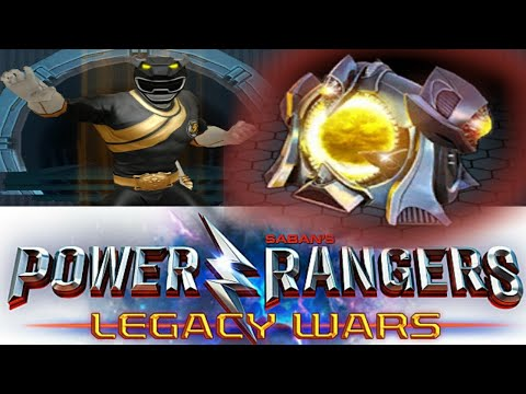 MEGA BOX + 2 STRONG TEAMS!!!  POWER RANGERS LEGACY WARS LEAGUE 9