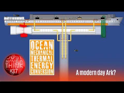Ocean Mechanical Thermal Energy Conversion