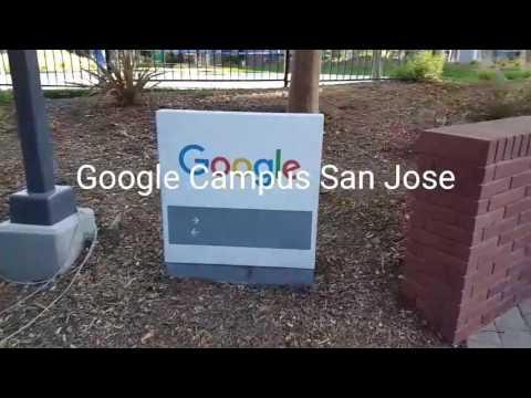 Google campus San José