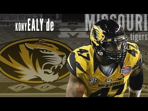 Kony Ealy - 2014 NFL Draft profile