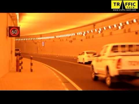 Tunnel Management System (TMS) on Ras Abu Aboud Road Tunnel - Doha, Qatar