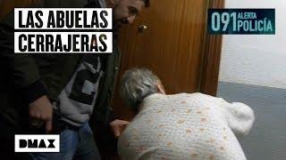 Unas ancianas muestran a unos agentes cómo abrir la puerta de un domicilio… sin llave thumbnail