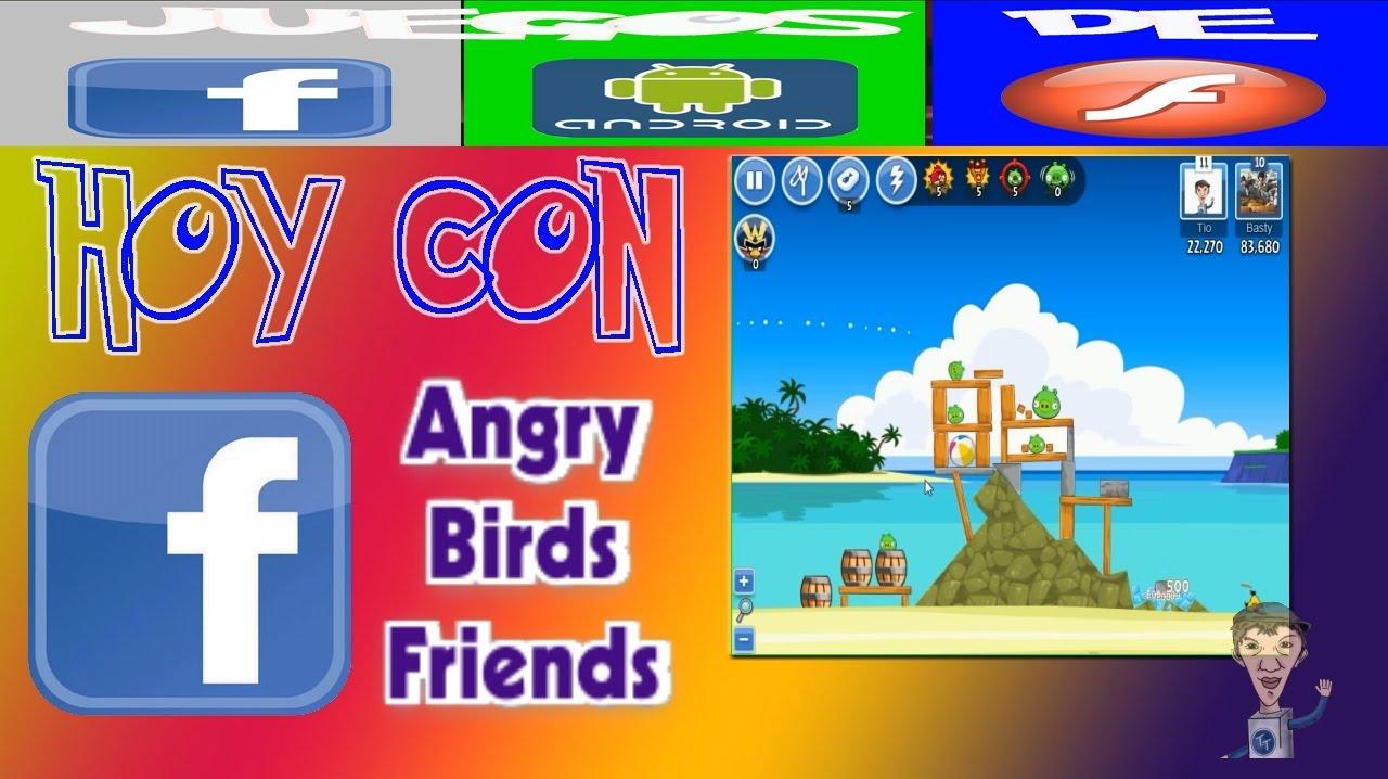 Angry Birds Friends Facebook Juegos F A F Juegos Gratis