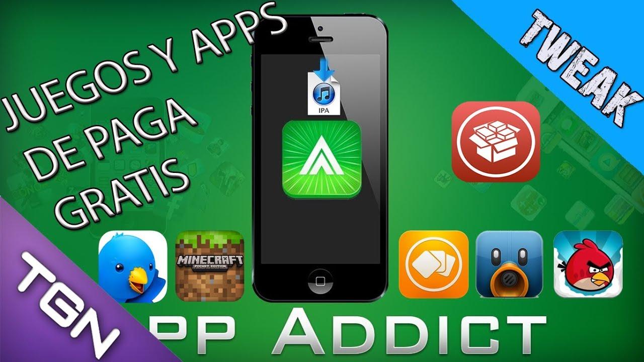 Descarga Juegos Y Apps De Paga Gratis En Tu Ipod Touch Iphone