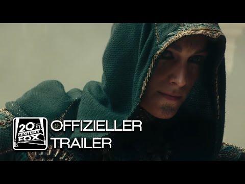 Assassin's Creed | Trailer 2 | German Deutsch HD (2016)