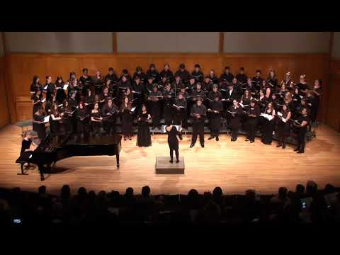 Stony Brook Chorale  And Camerata Singers - Spring 2019