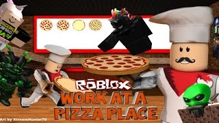 The FGN Crew Plays: ROBLOX - Work at a Pizza Place MASSIVE CHANGES (PC)